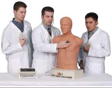 SAM II the-student-auscultation-manikin 1